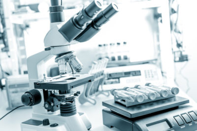 Devices in microbiological laboratory