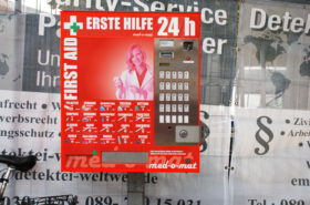 Med-O-Mat in Muenchen