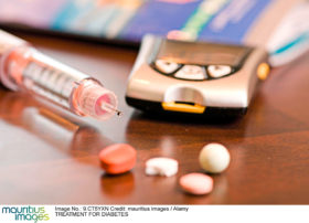 Insulin-Pen Diabetes Blutzucker